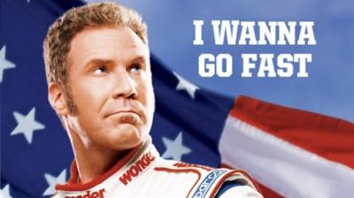 I wanna be fast