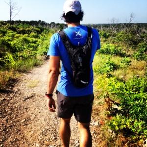John/hiking